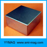 ネオジムの希土類磁気分離器のための常置ブロックの磁石