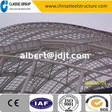 Modèle élevé lourd de construction de bâti de structure métallique de Qualtity