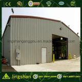 Kit en acier léger préfabriqué de garage de Lingshan (LS-SS-090)
