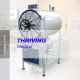 Sterilizer cilíndrico horizontal do vapor da pressão (THR-500YDA)