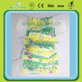Couche-culotte remplaçable de bébé des prix bon marché non-tissés doux de Topsheet