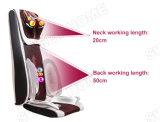 Elektrisches Luxuxkarosserien-Sorgfalt-Stutzen-Rückseiten-Hinterteile Shiatsu Massage-Kissen