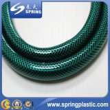 Шланг PVC высокого качества усиленный волокном для сада