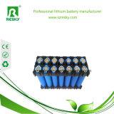36V 14ah de Li-IonenPakken van de Batterij voor de e-Fiets van het Pedaal met de Cellen van SANYO