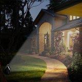 30 LED-rostfreie leistungsfähige Gras-Garten-Straßen-Solarlicht