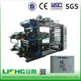 Macchina da stampa di plastica high-technology di Flexo della pellicola del PE Ytb-41000
