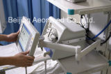 Ventilador de ICU com certificado do Ce