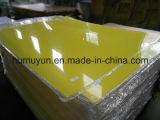 Folha plástica acrílica rígida de pouco peso 4 ' x8 3mm para o artesanato