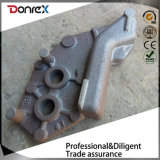 Parte d'acciaio su ordinazione della costruzione con lavorare di CNC