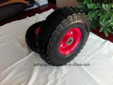 Rotella solida di gomma di multi formato utilizzata per il carrello o la carriola