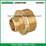 Capezzolo d'ottone del giunto di riduzione di qualità di OEM&ODM (AV9024)