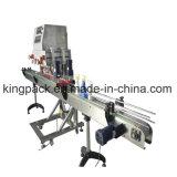 Máquina tampando do pulverizador automático do disparador