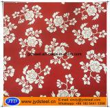 Bobines décoratives d'acier de l'enduit PPGL de fleur de matériaux