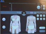 Die Hifu Ultraschall-Gesichtsbehandlung, die Antiaushärtungs-Haut-Sorgfalt-Karosserie anhebt, ziehen das Abnehmen des Geräts fest