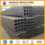Q195 Q215 Q235の穏やかなカーボンによって溶接される正方形鋼管