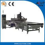 Carga automática e descarga do CNC Router 1325, máquina de solução de assentamento altamente automatizada com sistema automático de carregamento e descarga