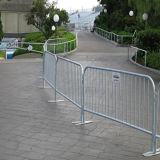 Separation를 위한 직류 전기를 통한 Crowd Control Barrier
