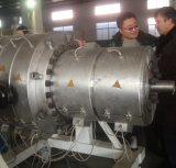 LPCG400 PVC Water Pipe Line Extrusion