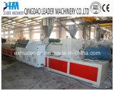 PE van pp Machine van de Lopende band van de Uitdrijving van het Profiel WPC van pvc de Houten Plastic