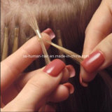 Spitze blonde Remy Haar-Extension des Menschenhaar-I