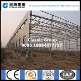 Vorfabrizierter Stahlgebäude-Rahmen