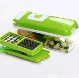 Ferramentas de cozinha Cortador de salada de vegetais com vegetais