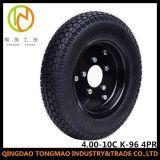 Neumáticos agrícolas de TM400c 4.00-10c K-96 4pr/neumáticos del alimentador
