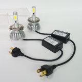 Faro tuffato principale della lampada 12V LED di Headbulb del fascio della PANNOCCHIA LED 40W di H7 H8 H11