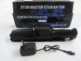 Telescopic / Expandable Police Flashlight Stun Guns
