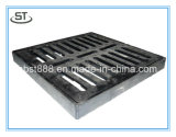 鋳鉄En124 B125のフレームとの正方形の溝の格子