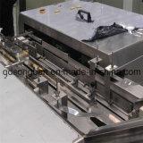 片付けおよび送り装置が付いているTraylessのビスケットのパッキング機械