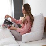 Coussin stable de dossier du relevé du bras TV de support de dos de palier de repos au lit