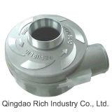 De aluminio a presión la alta calidad de la pieza de la fundición que el trabajar a máquina del CNC del acero inoxidable echó la parte