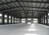 Almacén profesional prefabricado ligero del diseño y de la fabricación de la estructura de acero