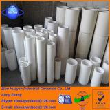 Abrasione-Resistant 92% Alumina Ceramic Tube per Mining Equipment Liner