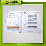 Брошюра изготовленный на заказ продуктов офсетной печати бумажная