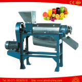 1500kg Machine van Juicer van de Pers van de Trekker van het Sap van de Wortel van de Gember van de capaciteit de Koude