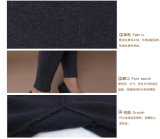 Calças de malha de lã Yak / Calças de cashmere / Calças de cashmere Yak