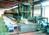 Surtidor reputado, fabricante de línea de capa galvanizada prepintada continua