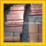 Kupfernes Blatt, kupferne Platten-T1, T2