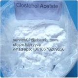 Acetato CAS 855-19-6 do acetato 4-Chlorotestosterone de Clostebol para o Burning gordo