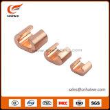 Le TDC CCA tape à forme de C la bride de raccordement de câblage cuivre pur