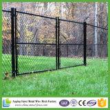 Fácil sin necesidad de mantenimiento del bajo costo a las cercas de la conexión de cadena de la instalación
