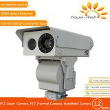 CCTVの赤外線熱カメラ