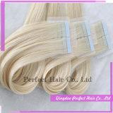 Tessuto brasiliano dei capelli umani di estensioni 100% dei capelli umani