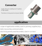 Saldatrice di plastica ultrasonica del cotone automobilistico di assorbimento acustico