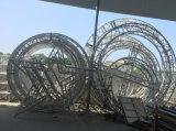 Veilige SGS keurde het Beweegbare Systeem van de Steiger voor Stadium goed