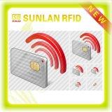 Contato por atacado e smart card sem contato