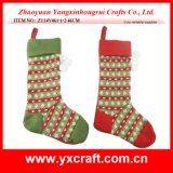 Bas de cadeau de Noël de la décoration de Noël (ZY14Y461-1-2)