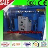 Máquina da filtragem do petróleo Waste de purificador de petróleo do transformador do vácuo do único estágio